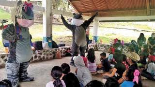 Concluyen en Cuernavaca cursos para niños 2