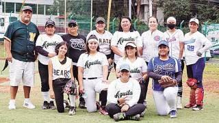 Reclutan talento - Se consolida el softbol en Morelos 2