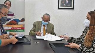 Firman alianza a favor de Prepa Abierta, INEEA y UTSEM 2