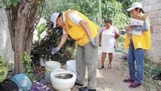 Podría ser 2020 el año con más enfermos de dengue en Morelos 2