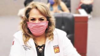 Pide diputada Tania Valentina trabajar en equipo por la educación en Morelos 2