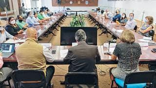 Gobierno, Impepac e INE trabajan en conjunto para elección en Coatetelco  2