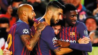 De la mano de Messi, Barcelona se instala en la siguiente ronda de la Champions League 2