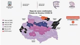 Reportan en Morelos 21 casos de reinfección por COVID19 2