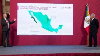 Reconoce Gatell que Morelos tuvo desconfinamiento acelerado por COVID-19 2
