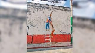 Remodelan en Cuautla histórico acueducto 2