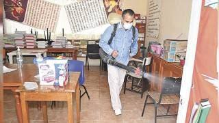 Ponen en marcha acciones contra dengue en Cuautla 2