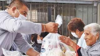 Entregan apoyos en Tepoztlán a la tercera edad 2