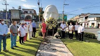 Homenajean a Benito Juárez en Jojutla 2