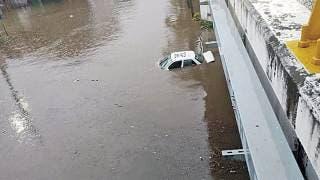 Movilizan lluvias a Protección Civil 2