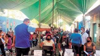Morelos: Aceptan vacunar a quienes tienen 18 2