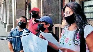 Preocupa a vecinos del cerro piden reubicación por afectaciones en la zona 2
