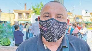 Desinfectan casas y negocios en Yautepec 2