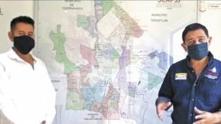 Levantan planos de infraestructura hidráulica en Jiutepec 2