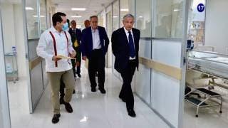 Reinaugura AMLO en Cuernavaca hospital Dr. Carlos Calero 2