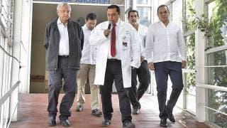 Hospital de Cuernavaca quedará listo en Mayo 2