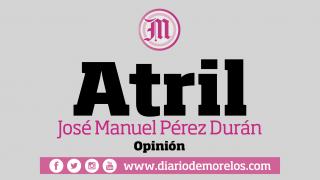 """Atril: """"Paco"""" Moreno y suspender las elecciones 2"""