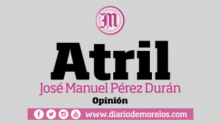 Atril: Lucha perdida contra inseguridad 2