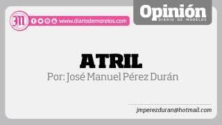Atril:Pobreza económica… y política 2