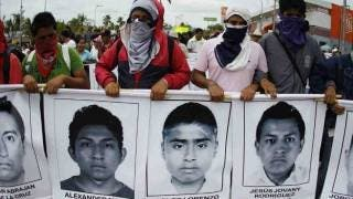 Buscan en Mexicali a uno de los normalistas de Ayotzinapa 2