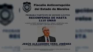 Ofrecen en Morelos recompensa para localizar al ex rector de UAEM Alejandro Vera 2
