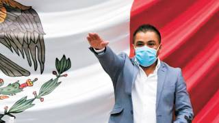 Repite Alfonso Sotelo por tercer año al frente del Congreso de Morelos 2