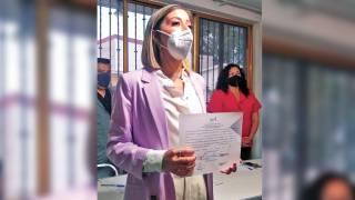 Confirman triunfo para Andrea Gordillo como diputada local por Distrito 1 y para Ángel Adame en el Dto.2 Cuernavaca 2