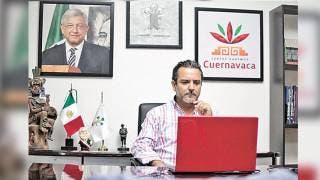 Pide alcalde Villalobos se haga auditoría a Cuernavaca 2