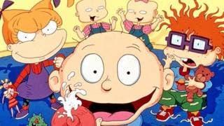 Anuncian nueva serie animada y película live-action de Rugrats