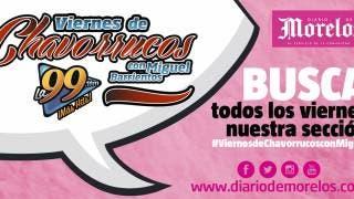 Viernes de chavorrucos con Miguel Barrientos 2