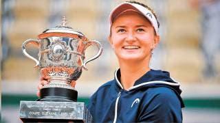 Gana Barbora Krejčíková el Roland Garros 2