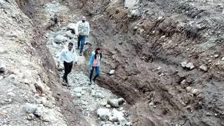 Investigan fenómeno geológico en cerro de Tlayacapan 2