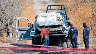 Hallan dos cuerpos incinerados en colonia Aeropuerto, de Temixco 2