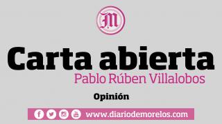 Carta Abierta: Ricardo Becerro, AMLO... 2