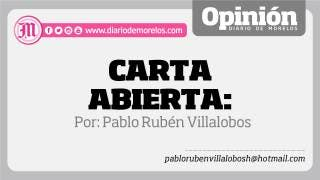 "Carta abierta:Sedatu, Cuautla,""out"" 122 MDP... 2"