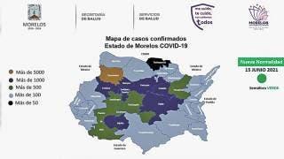 Pide Salud Morelos suma de esfuerzos contra COVID-19 2