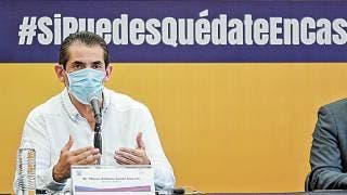 Se preparan nuevas reglas para enfrentar COVID-19 en Morelos: Cantú 2