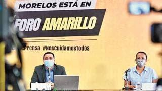 Autoridades de Salud Morelos insisten a la población en no relajar medidas contra COVID