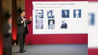 Entregarán Condecoración Miguel Hidalgo a médicos por servicio a la patria 2