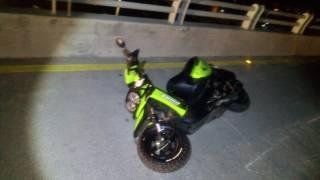 Cae motociclista de puente en Cuernavaca y muere 2