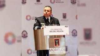 Barrera contra los malos. El comisionado estatal de Seguridad Pública, Jesús Alberto Capella, dijo que no se tolerará la corrupción.