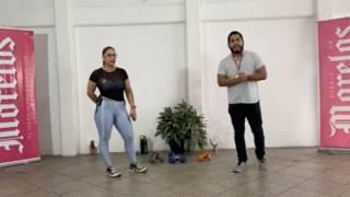 Actívate en casa con Angy Vargas