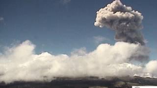 Popocatépetl presenta 432 exhalaciones de baja intensidad