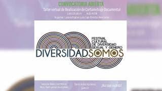 Convoca Diversidad Somos a realizar cortometraje documental 2