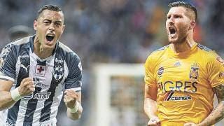 Monterrey y Tigres se ven las caras 2