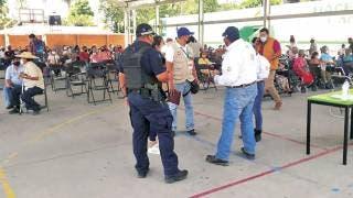Recorre Convoy Morelos módulos en municipios 2
