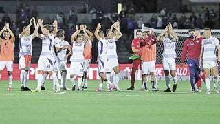 Cruz Azul minimiza su récord 2