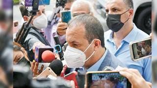 El Gobernador Cuauhtémoc Blanco refrenda compromiso con morelenses y no descarta sumarse a Morena 2