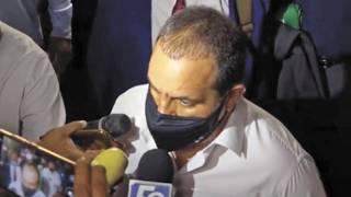 Agradece Cuauhtémoc Blanco a brigadistas que apagaron el fuego en Tepoztlán 2