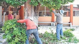 Invitan en Cuautla a sumarse a limpieza de escuelas 2